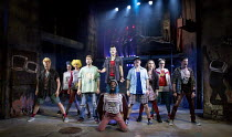 AMERICAN IDIOT The Musical   music: Green Day   lyrics: Billie Joe Armstrong   book: Billie Joe Armstrong & Michael Meyer   design: Sara Perks   lighting: Tim Deiling   choreographer & director: Racky...