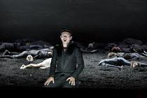 SAUL   music: Handel   libretto: Jennings   conductor: Ivor Bolton   design: Katrin Lea Tag   lighting: Joachim Klein   choreographer: Otto Pichler   director: Barrie Kosky Iestyn Davies (David) Glynd...