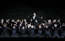 SAUL   music: Handel   libretto: Jennings   conductor: Ivor Bolton   design: Katrin Lea Tag   lighting: Joachim Klein   choreographer: Otto Pichler   director: Barrie Kosky ~rear centre: Iestyn Davies...