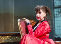 LETTER TO LARRY   by Donald Macdonald   director: Cal McCrystal   Susie Lindeman (Vivien Leigh)  Jermyn Street Theatre, London SW1   05/08/2015                           � Donald Cooper/Photostage   d...