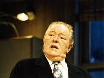 SKYLIGHT   by David Hare   design: John Gunter   lighting: Mark Jonathan   director: Richard Eyre Michael Gambon (Tom Sergeant)Cottesloe Theatre / National Theatre (NT), London SE1   04/05/1995...