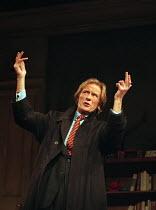 SKYLIGHT   by David Hare   design: John Gunter   lighting: Mark Jonathan   director: Richard Eyre ~~Bill Nighy (Tom Sergeant)~National Theatre 1995 production / Vaudeville Theatre, London WC2   30/06/...