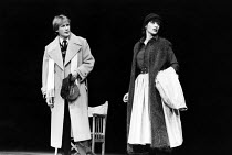 A MAP OF THE WORLD   written & directed by David Hare   design: Hayden Griffin   lighting: Rory Dempster   Bill Nighy (Stephen Andrews), Diana Quick (Peggy Whitton)  Lyttelton Theatre / National Th...
