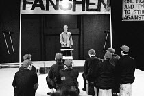 FANSHEN   by David Hare after William Hinton company Joint Stock Theatre Company, Hampstead Theatre, London NW3   1975   Donald Cooper/Photostage   photos@photostage.co.uk   ref/BW-182-26a