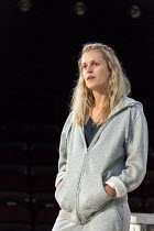 PEOPLE, PLACES AND THINGS   by Duncan Macmillan   set design: Bunny Christie   costumes: Christina Cunningham   lighting: James Farncombe   director: Jeremy Herrin Denise Gough (Emma)  co-production w...