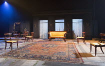 IVANOV   by Chekhov   in a new version by David Hare   part of The Young Chekhov Season   set design: Tom Pye   costumes: Emma Ryott   lighting: Mark Henderson   director: Jonathan Kent stage,set,empt...