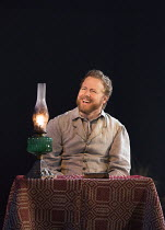 IVANOV   by Chekhov   in a new version by David Hare   part of The Young Chekhov Season   set design: Tom Pye   costumes: Emma Ryott   lighting: Mark Henderson   director: Jonathan Kent Samuel West (N...