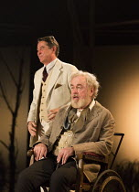 THE SEAGULL   by Chekhov   in a new version by David Hare   part of The Young Chekhov Season   set design: Tom Pye   costumes: Emma Ryott   lighting: Mark Henderson   director: Jonathan Kent (front) P...