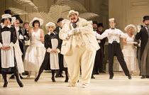 THE MIKADO   by Gilbert & Sullivan   conductor: Fergus Macleod   set design: Stefanos Lazaridis   costumes: Sue Blane   lighting: Davy Cunningham   choreography: Antony van Laast   original director:...