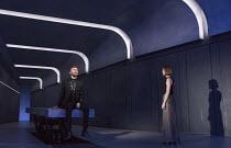 MACBETH   by Shakespeare   music: Clark   set design: Lizzie Clachan   costumes: Merle Hensel   lighting: Neil Austin   directors: Carrie Cracknell & Lucy Guerin  John Heffernan (Macbeth), Anna Maxwel...