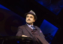 David Haig (Nathan Detroit) in GUYS AND DOLLS a Chichester Festival Theatre 2014 production opening at the Savoy Theatre, London WC2 on 6th January 2016   based on the story & characters by Damon Runy...
