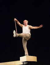 Marcello Magni in MARCEL   by Jos Houben & Marcello Magni   opening at the Shaw Theatre, London NW1 on 09/01/2016 as part of the 2016 London International Mime Festival (LIMF'16)   a CICT &Theatres de...