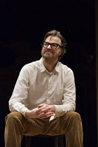 Paul Rhys (John) inUNCLE VANYA by Chekhov opening at the Almeida Theatre, London N1 on 12/02/2016 in a new version written and directed by Robert Icke design: Hildegard Bechtler lighting: Jackie Shern...