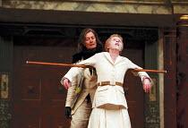 THE TEMPEST by Shakespeare Master of Design: Bjanka Ursulov Master of Music: Nigel Osborne Master of Play (director): Lenka Udovicki Vanessa Redgrave (Prospero), Geraldine Alexander (Ariel) Shakespear...