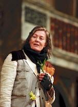THE TEMPEST by Shakespeare Master of Design: Bjanka Ursulov Master of Music: Nigel Osborne Master of Play (director): Lenka Udovicki Vanessa Redgrave (Prospero) Shakespeare's Globe, London SE1 26/05/2...