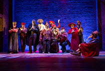 �Parliament of Death' in DON QUIXOTE adapted by James Fenton from the novel by Miguel de Cervantes opening at the RSC Swan Theatre, Stratford-upon-Avon, England on 03/03/2016   a Royal Shakespeare...
