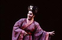 THE KINGDOM OF DESIRE by Lee Huei-min after Shakespeare's 'Macbeth' set design: Deng Kuen-yen & Chang Yi-cheng costumes: Lin Ching-ru lighting: Lin Keh-hua director: Wu Jing-jyi Wei Hai-ming (Lady Mac...