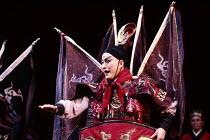 THE KINGDOM OF DESIRE by Lee Huei-min after Shakespeare's 'Macbeth' set design: Deng Kuen-yen & Chang Yi-cheng costumes: Lin Ching-ru lighting: Lin Keh-hua director: Wu Jing-jyi Wu Hsing-kuo (Au-shu C...