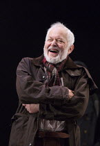 Michael Pennington (King Lear) in KING LEAR by Shakespeare opening at the Theatre Royal, Royal & Derngate, Northampton on 05/04/2016  in association with Ambassador Theatre Group (ATG) / design: Adria...