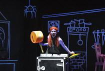 MAGICAL NIGHT   music: Kurt Weill   conductor: James Holmes   choreography: Aletta Collins   set design: Rachael Canning   costumes: Gabrielle Dalton   lighting: Charles Balfour   Lorena Randi (Mummy)...