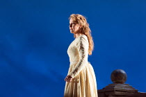Act 2: Joyce DiDonato (Charlotte) in WERTHER by Massenet opening at the The Royal Opera, Covent Garden, London WC2 on 19/06/2016  after the novel by Goethe  conductor: Antonio Pappano set & lighting d...