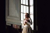Act 3: Joyce DiDonato (Charlotte) in WERTHER by Massenet opening at the The Royal Opera, Covent Garden, London WC2 on 19/06/2016  after the novel by Goethe  conductor: Antonio Pappano set & lighting d...
