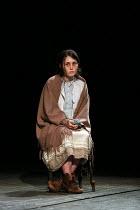 Roisin O'Neill (Mollser Gogan) in THE PLOUGH AND THE STARS by Sean O'Casey opening at the Lyttelton Theatre, National Theatre (NT), London SE1 on 27/07/2016       design: Vicki Mortimer lighting: Jam...