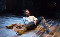 Joseph Millson (Willmore - 'The Rover') in THE ROVER by Aphra Behn opening at the Swan Theatre, Stratford-upon-Avon, England  on 15/09/2016 a Royal Shakespeare Company (RSC) production / design: Lez B...