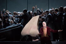 THE NOSE Royal Opera 2016