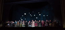 company in THE NOSE by Shostakovich opening at the The Royal Opera, Covent Garden, London WC2 on 20/10/2016 ~music: Dmitry Shostakovich libretto: Dmitry Shostakovich, Evgeny Zamyatin, Georgy Ionin and...