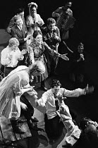 IT HAPPENED IN IRKUTSK by Alexei Arbuzov translated by Rose Prokofieva set design: Edward Furby costumes: Sarah Morton director: Colin George   company Playhouse Theatre, Sheffield, England  06/06/196...