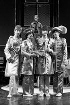 JOHN, PAUL, GEORGE, RINGO    & BERT