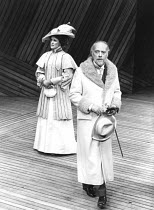 THE CHERRY ORCHARD by Chekhov design: William Dudley   costumes: Pamela Howard director: Peter Gill   Judy Parfitt (Lyubov Ranevskaya), Philip Locke (Gaev) LO-RES FOR SELECTION PURPOSES ONLY: HI-RES O...