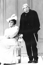THE CHERRY ORCHARD by Chekhov design: Paul Farnsworth director: Sam Mendes ~Judi Dench (Ranyevskaya), Michael Gough (Firs)~LO-RES FOR SELECTION PURPOSES ONLY: HI-RES OF THIS AND OTHER IMAGES AVAILABLE...