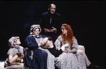 NICHOLAS NICKLEBY adapted by David Edgar from the novel by Charles Dickens design: John Napier & Dermot Hayes lighting: David Hersey directors: Trevor Nunn & John Caird l-r: Cathryn Harrison (Phib), L...