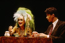 THE TIME OF MY LIFE written & directed by Alan Ayckbourn design: Roger Glossop lighting: Mick Hughes Sophie Heyman (Maureen), Stephen Mapes (Adam Stratton)Vaudeville Theatre, London WC2  03/08/1993...