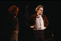 NICHOLAS NICKLEBY adapted by David Edgar from the novel by Charles Dickens design: John Napier & Dermot Hayes lighting: David Hersey directors: Trevor Nunn & John Caird right: Edward Petherbridge (New...