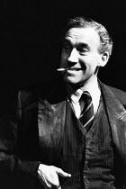 AN ENGLISHMAN ABROAD (SINGLE SPIES) by Alan Bennett design: Bruno Santini lighting: Paul Pyant director: Alan Bennett   Simon Callow (Guy Burgess)  Lyttelton Theatre / National Theatre (NT), London...