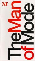 THE MAN OF MODE by George Etherege design: Vicki Mortimer lighting: Neil Austin director: Nicholas Hytner  Olivier Theatre / National Theatre, London SE1 06/02/2007   programme coverphoto set: digita...