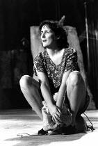 THE GOOD PERSON OF SICHUAN by Bertolt Brecht design: Sue Blane lighting: Jean Kalman director: Deborah Warner Fiona Shaw (Shen Te)Olivier Theatre / National Theatre (NT), London SE1  28/11/1989   (c)...