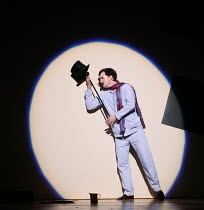James Laing (Armindo) in PARTENOPE by Handel opening at English National Opera (ENO), London Coliseum WC2 on 15/03/2017   libretto: Silvio Stampiglia   English translation: Amanda Holden   conductor:...