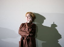 Stephanie Windsor-Lewis (Rosmira/Eurimene) in PARTENOPE by Handel opening at English National Opera (ENO), London Coliseum WC2 on 15/03/2017   libretto: Silvio Stampiglia   English translation: Amanda...