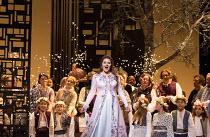 Maria Agresta (Desdemona) in OTELLO by Verdi opening at The Royal Opera, Covent Garden, London WC2 on 21/06/2017 libretto: Arrigo Boito after Shakespeare's OTHELLO conductor: Antonio Pappano set desig...