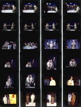 A MIDSUMMER NIGHT'S DREAM by Shakespeare  set design: Bob Crowley  costumes: Deirdre Clancy  lighting: William Bundy  director: Bill Bryden   Cottesloe Theatre, National Theatre, London SE1  25/11/19...