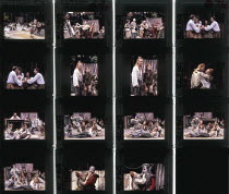 A MIDSUMMER NIGHT'S DREAM  by Shakespeare  set design: Simon Higlett costumes: Tim Goodchild & Simon Higlett  directors: David Conville & Emma Freud   Diane Fletcher (Hippolyta/Titania), Philip Bowen...