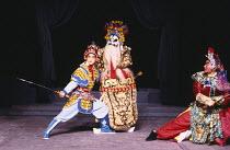 MACBETH by Shakespeare 'Kunju Macbeth'Shanghai Kunju Theatre Company / London Palladium 10/1987(c) Donald Cooper/Photostage  photos@photostage.co.uk   ref/CT-532-02