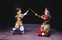 MACBETH by Shakespeare 'Kunju Macbeth'Shanghai Kunju Theatre Company / London Palladium 10/1987(c) Donald Cooper/Photostage  photos@photostage.co.uk   ref/CT-532-04