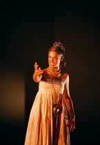 'ANTONY AND CLEOPATRA' (Shakespeare)~Cathy Tyson (Cleopatra)~English Shakespeare Company / Hackney Empire  15/10/1998~(c) Donald Cooper/Photostage   photos@photostage.co.uk   ref/D33