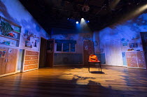 THE SECRET DIARY OF ADRIAN MOLE AGED 13 3/4 - THE MUSICAL based on the novel by Sue Townsend  book & lyrics: Jake Brunger  music: Pippa Cleary  design: Tom Rogers lighting: Howard Hudson choreography:...