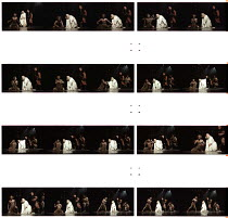 KING LEAR   by Shakespeare   designer: Yukio Horio   director: Yukio Ninagawa Royal Shakespeare Company (RSC), Barbican Theatre, London EC2  28/10/1999(c) Donald Cooper/Photostage   photos@photostage....